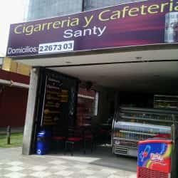 Cigarreria y Cafeteria Santy en Bogotá