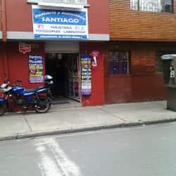 Papeleria y Miscelanea Santiago en Bogotá