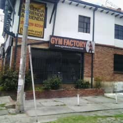 Gym Factory Fitness en Bogotá