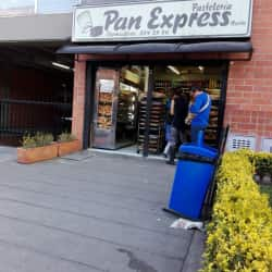 Pan Express Calle 181 en Bogotá