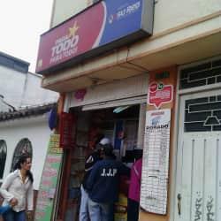 Paga todo Calle 8 en Bogotá