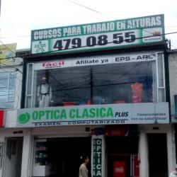 Corpoarp en Bogotá