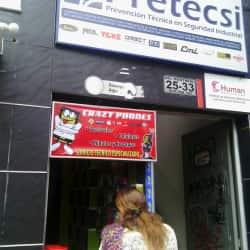 Crazy Phones en Bogotá