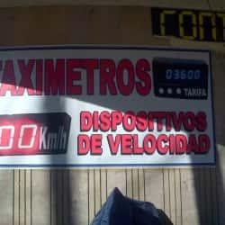 Electrotaxis en Bogotá