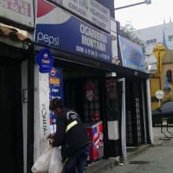 Cigarrería Montana del Iberia en Bogotá