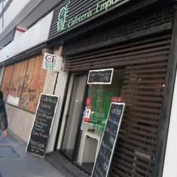 Café Verde en Santiago