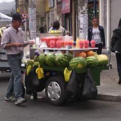 Salpicón Calle 17 con Carrera 22 Sur en Bogotá