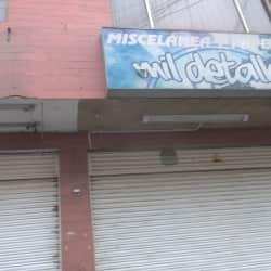 Mil Detalles Miscelanea en Bogotá