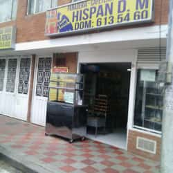 Panaderia Cafeteria Pasteleria Hispan D.M  en Bogotá