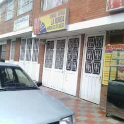 Comidas Rapidas la Ronda en Bogotá