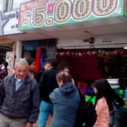 El Tsunami de todo a $ 5.000 #2 en Bogotá