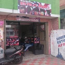 Barbería Estilo Aero en Bogotá