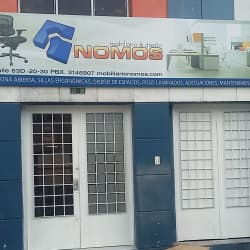 Mobiliario & Diseño Nomos en Bogotá
