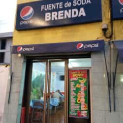 Fuente de Soda Brenda en Santiago