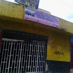 Rodricars Aa en Bogotá