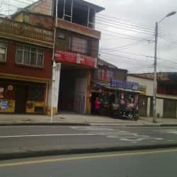 Arquiandamios en Bogotá