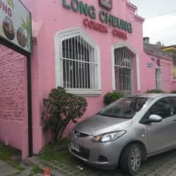 Comida China Long Cheung en Santiago