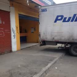 Pullman Cargo en Santiago