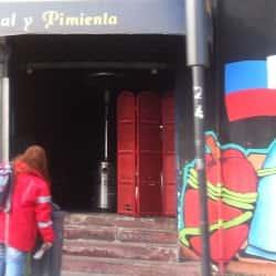 Restaurante Sal y Pimienta en Santiago