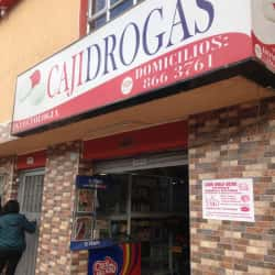 CajiDrogas Carrera 6A en Bogotá
