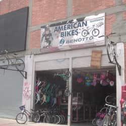 American  Bikes en Bogotá