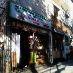 El Aceitunero en Santiago