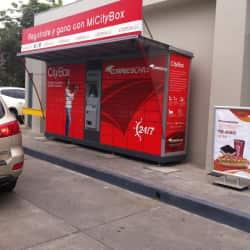 Servicio de Mensajería CityBox - Unimarc Manquehue en Santiago