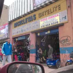 Bicicletas satelite en Bogotá