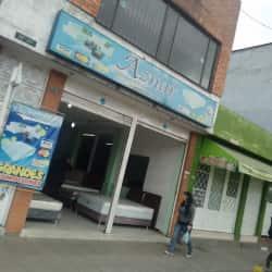 Colchones y Muebles Aznar en Bogotá