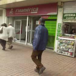 Finaméricna Siete de Agosto  en Bogotá
