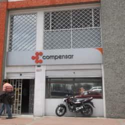 Compensar Calle 13 en Bogotá