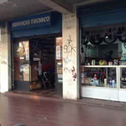 Taller de Bicicletas Monseñor Edwards en Santiago