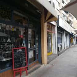 Sotto Café en Santiago