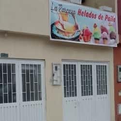 La Pascana helados de paila en Bogotá