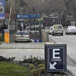 Estacionamiento Manuel Montt en Santiago
