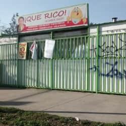 Sandwicheria Que Rico en Santiago