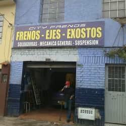 City Frenos en Bogotá