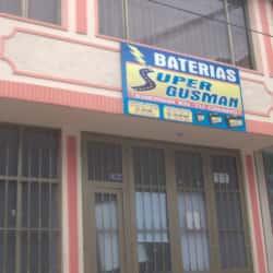 Baterías Súper Gusmán en Bogotá