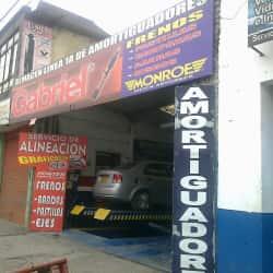 Amartiguadores Linea 1A en Bogotá
