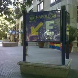 Parking Napoleon en Santiago