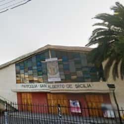 San Alberto De Sicilia en Santiago