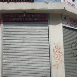 Medias y Ropa Interior en Bogotá