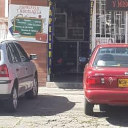 Papelería y miscelanea en Bogotá