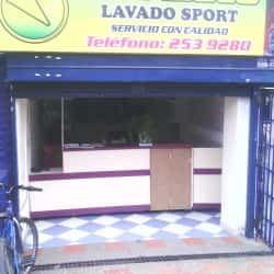 Lavaseco Lavado Sport en Bogotá