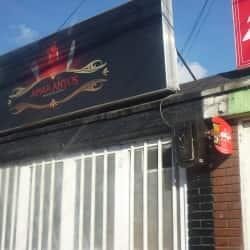 Amarantos Resturante en Bogotá
