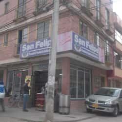 Panadería San Felipe en Bogotá