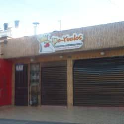 Asadero Po-yuelos en Bogotá