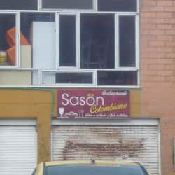 Restaurante Sason Colombiano en Bogotá