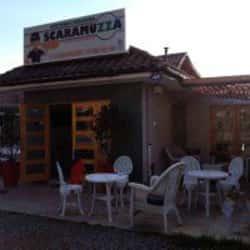 Scaramuzza en Santiago