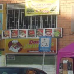 Donde Juancho's en Bogotá